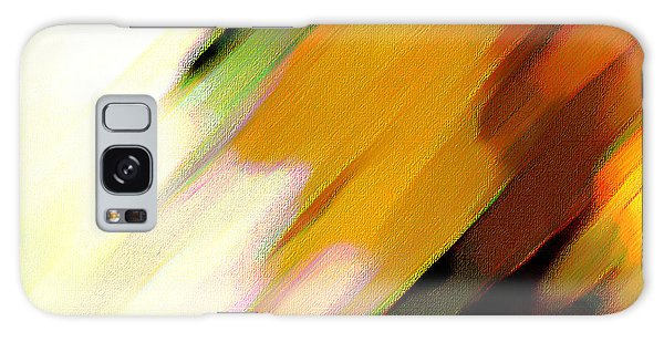Sivilia 2 Abstract Galaxy Case by Donna Corless