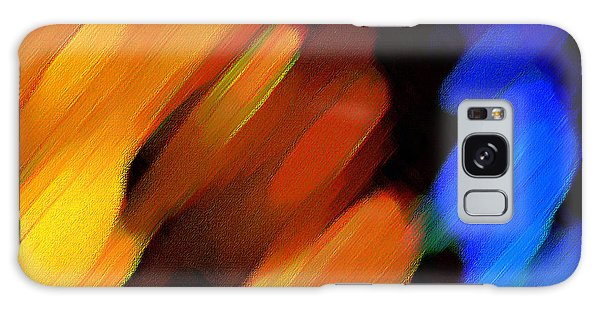 Sivilia 3 Abstract Galaxy Case by Donna Corless