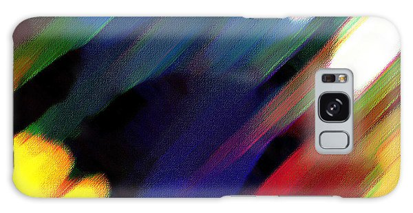 Sivilia 4 Abstract Galaxy Case by Donna Corless