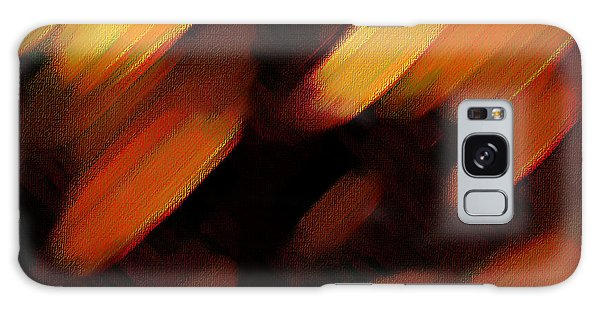 Sivilia 7 Abstract Galaxy Case by Donna Corless