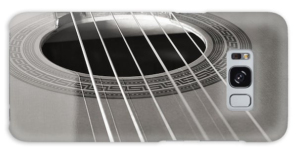 Six Guitar Strings Galaxy Case