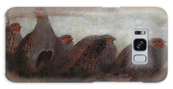 Six Partridges Galaxy Case