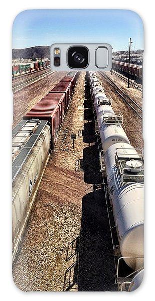 Six Trains Galaxy Case
