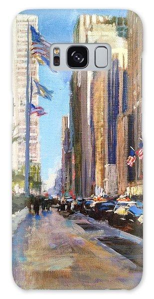 Sixth Avenue Flags Galaxy Case