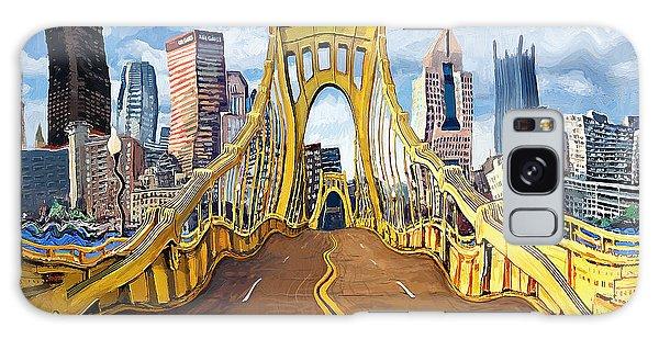 Sixth Street Bridge, Pittsburgh Galaxy Case