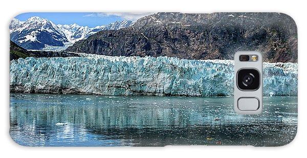 Size Perspective No Margerie Glacier Galaxy Case