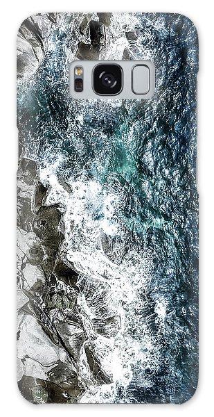 Sweden Galaxy Case - Skagerrak Coastline - Aerial Photography by Nicklas Gustafsson
