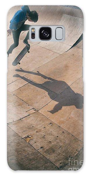 Skater Boy 001 Galaxy Case