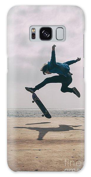 Skater Boy 003 Galaxy Case