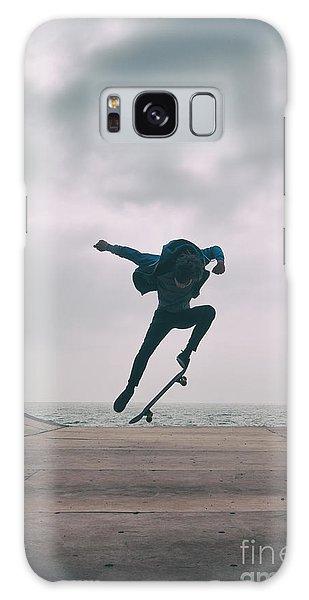 Skater Boy 004 Galaxy Case