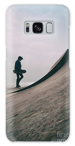 Skater Boy 006 Galaxy Case