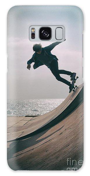 Skater Boy 007 Galaxy Case