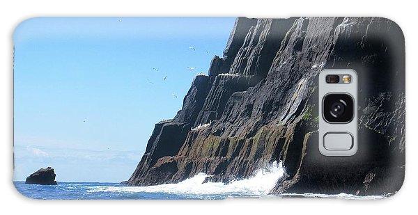 Skellig Islands 5 Galaxy Case