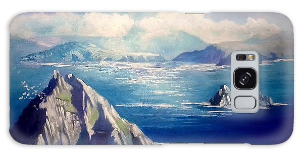 Skelligs Ireland Galaxy Case