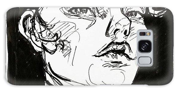 Galaxy Case - Sketchbook Scribbles by Faithc Original Artwork