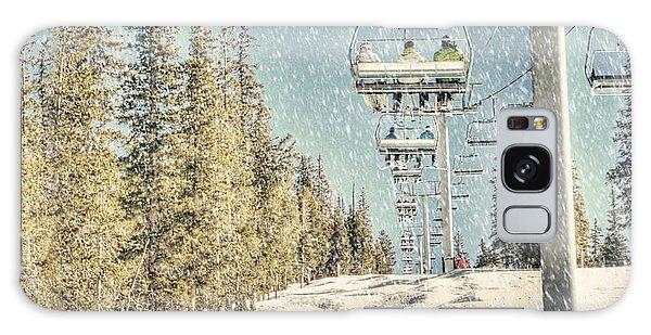 Ski Colorado Galaxy Case