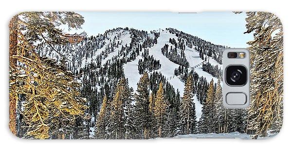 Ski Runs Galaxy Case