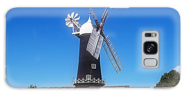 Skidby Mill East Yorkshire England Galaxy Case