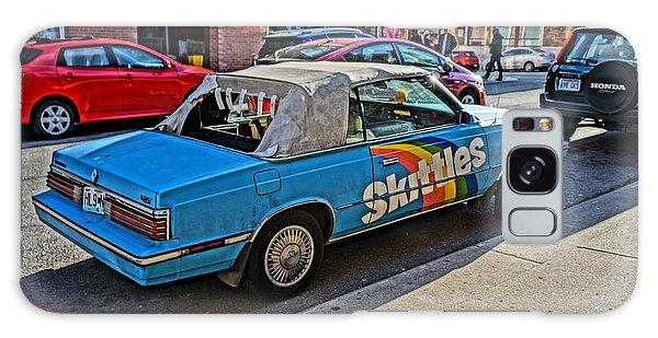 Skittles Car Galaxy Case