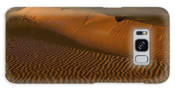Skn 1127 The Golden Dunes Galaxy Case