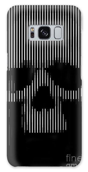 Skull Galaxy Case - Skull Lines by Sassan Filsoof