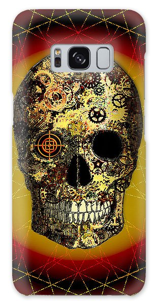 Skullgear Galaxy Case by Iowan Stone-Flowers