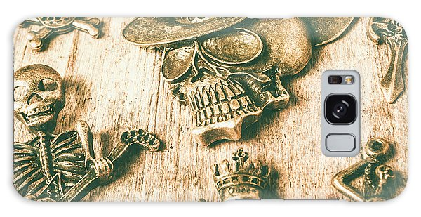 Pendant Galaxy Case - Skulls And Pieces by Jorgo Photography - Wall Art Gallery