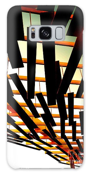 Sky Chasm Galaxy Case by Cathy Dee Janes