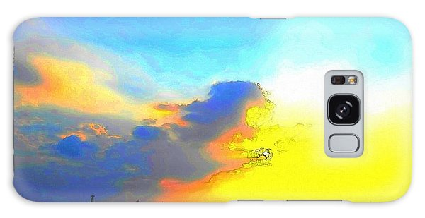 Galaxy Case - Sky by Kumiko Izumi