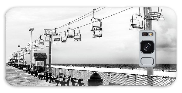 Sky Ride At Seaside Heights Galaxy Case