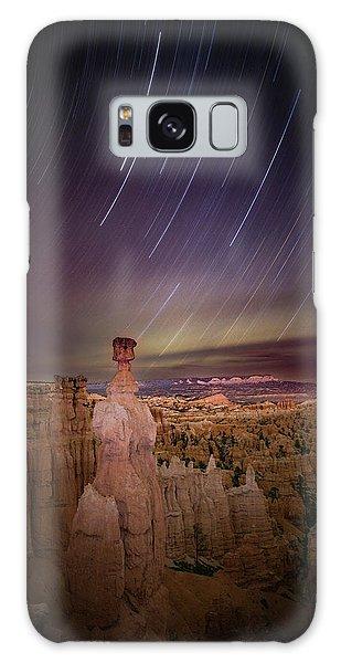 Sky Scraper Galaxy Case