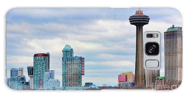 Skyline Niagara Galaxy Case