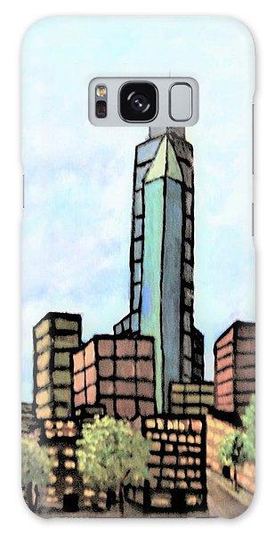 Skyscraper Galaxy Case