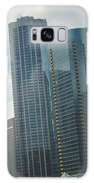 Skyscrapers Galaxy Case