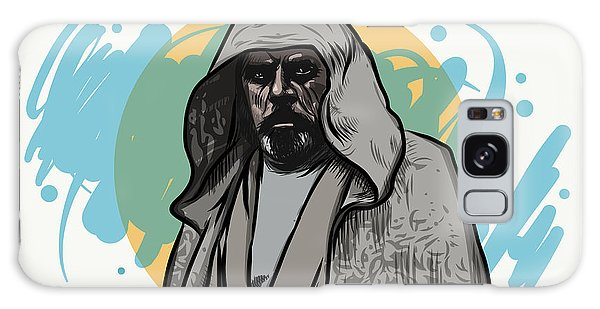 Galaxy Case featuring the digital art Skywalker Returns by Antonio Romero