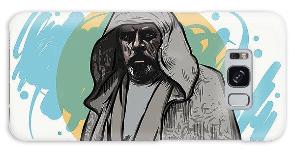 Galaxy Case featuring the digital art Skywalker Returns by Antonio Romero