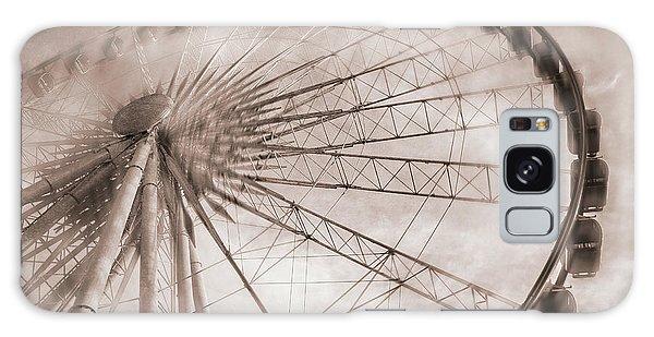 Skywheel In Niagara Falls Galaxy Case