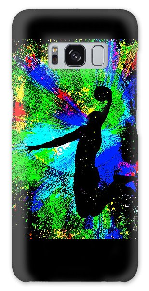 Slam Dunk Kobe Bryant Galaxy Case