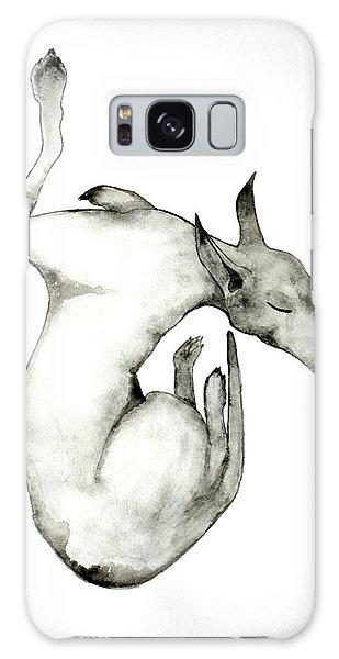 Sighthound Galaxy Case - Sleep I by Richard Williamson