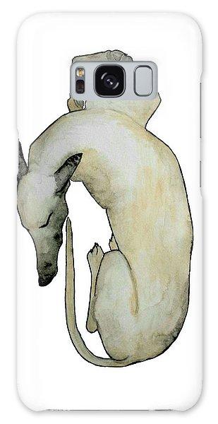 Sighthound Galaxy Case - Sleep II by Richard Williamson