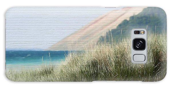 Sleeping Bear Sand Dune Galaxy Case by Dan Sproul