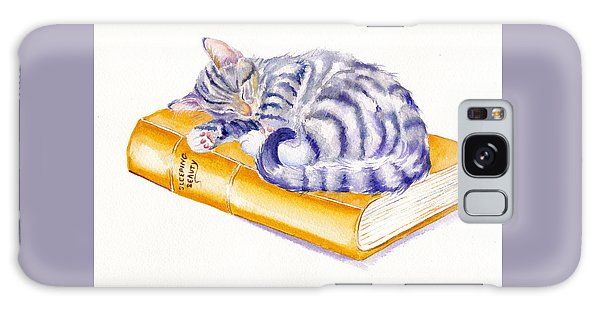 Cats Galaxy Case - Sleeping Beauty by Debra Hall