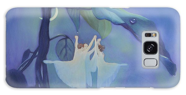 Sleeping Fairies Galaxy Case