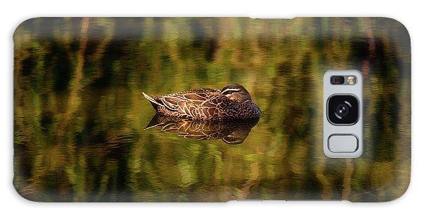Sleepy Duck, Yanchep National Park Galaxy Case