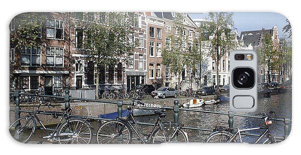 Sleutelbrug Amsterdam Galaxy Case
