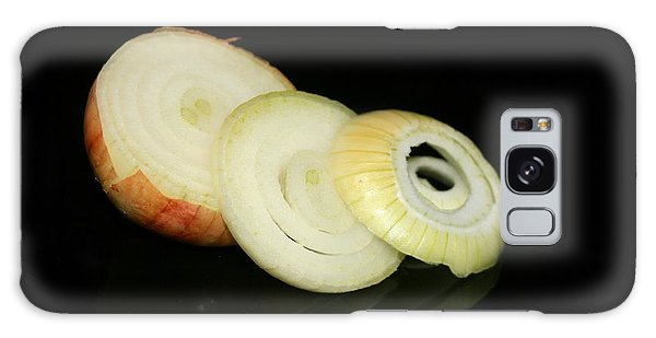 Slice Onion Galaxy Case