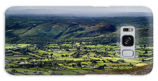 Slieve Gullion, Co. Armagh, Ireland Galaxy Case by The Irish Image Collection