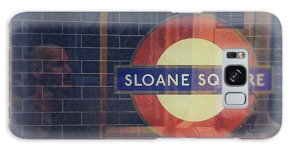 Sloane Square Portrait Galaxy Case