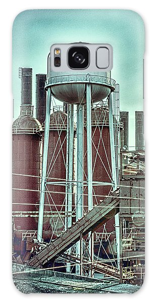 Sloss Furnaces Tower 3 Galaxy Case