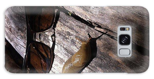 Slug Is Chillin Galaxy Case